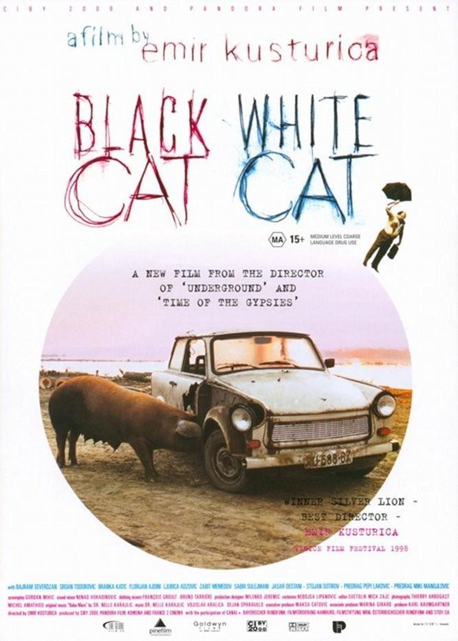 Black Cat, White Cat (Crna macka, beli macor) (1998)