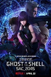 Ghost in the Shell SAC_2045