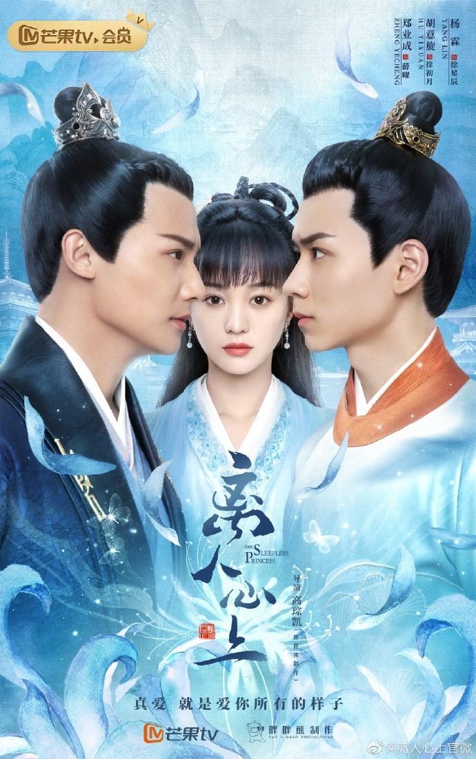 The Sleepless Princess (Wan Wan Ye Wei Mian / Li ren xin shang / 離人心上) (2020)